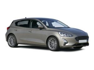 Ford Focus Hatchback 1.0 EcoBoost mHEV 125 ST-Line Editon 5dr Manual