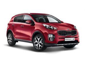 Kia Sportage Estate 1.6 CRDi 48v ISG 2 DCT 5dr Auto