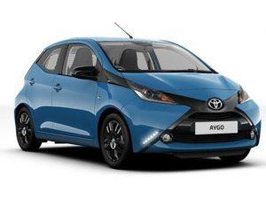Toyota Aygo Hatchback 1.0 VVT-I [6m] 5dr Auto