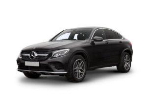 Mercedes-Benz GLC Coupe GLC 300 4Matic AMG Line 5dr Auto