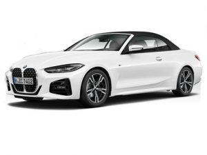 BMW 4 Series Convertible 420i M Sport Step [Pro Pack] 2dr Auto
