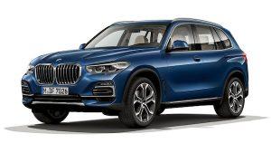 BMW X5 Estate xDrive 30d MHT M Sport [7 Seats] 5dr Auto