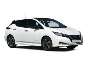 Nissan Leaf Hatchback 110kW N-Connecta 40kWh (1k) 5dr Auto